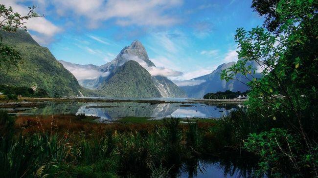 5 Destinasi Wisata di Selandia Baru Sesuai Kepribadian Turis