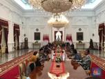 Cerita Lengkap Kemarahan Jokowi di Hadapan Sri Mulyani Cs