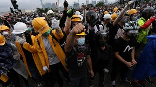 Aktivis Hong Kong Ancam Bakal Berulah di KTT G20