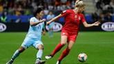 Amerika Serikat memulai perjalanan mereka di Piala Dunia Wanita 2019 dengan menghadapi Thailand.(Photo by Thomas SAMSON / AFP)