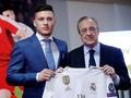 Real Madrid Resmi Perkenalkan Luka Jovic