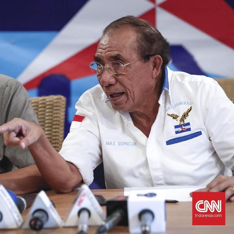 Kader Senior Bantah Desak Demokrat Gelar KLB