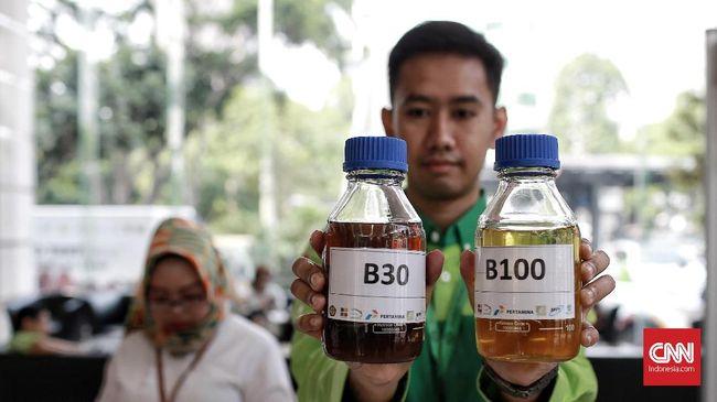 Produsen Biofuel Sebut Uji Coba Program B40 Dilakukan Maret