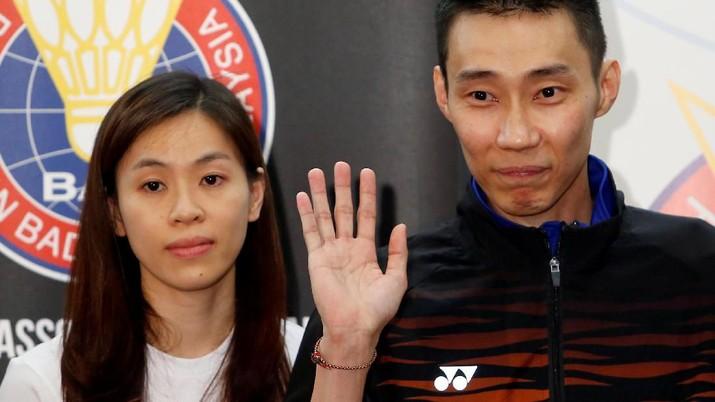 Hasil gambar untuk Lee Chong Wei pensiun