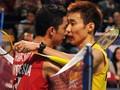 Mengenang Rivalitas Lee Chong Wei vs Taufik Hidayat