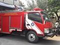 Mobil Pemadam Kebakaran Jakut Sempat Dicuri saat Dipanaskan