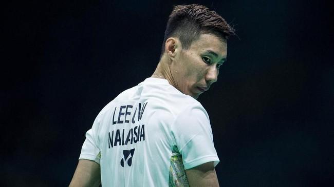 Sepanjang kariernya, Lee Chong Wei meraih 69 gelar, termasuk 47 super series dan empat gelar All England. Namun ia harus puas jadi runner up di enam final Kejuaraan Dunia dan Olimpiade. (Photo by - / AFP)