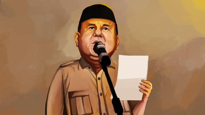 INFOGRAFIS, 7 Tuntutan Prabowo-Sandi
