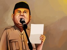 Beda Klaim Kemenangan Kubu Prabowo: Dulu 62%, Kini 52%