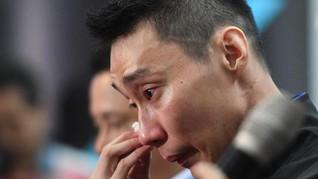 FOTO: Akhir Perjalanan Lee Chong Wei