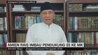 VIDEO: Amien Rais Imbau Pendukung 02 Datang Ke MK