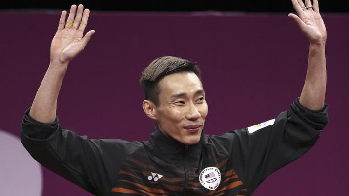 Legenda Badminton Malaysia Lee Chong Wei Umumkan Pensiun