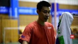 VIDEO: Utamakan Kesehatan, Lee Chong Wei Gantung Raket