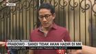 VIDEO: Prabowo-Sandi Tak Hadir Dalam Sidang Perdana MK