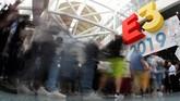 Konferensi gaming tahunan E3 (Electronic Entertainment Expo) kembali diselenggarakan di Los Angeles, California, AS. (REUTERS/Mike Blake)
