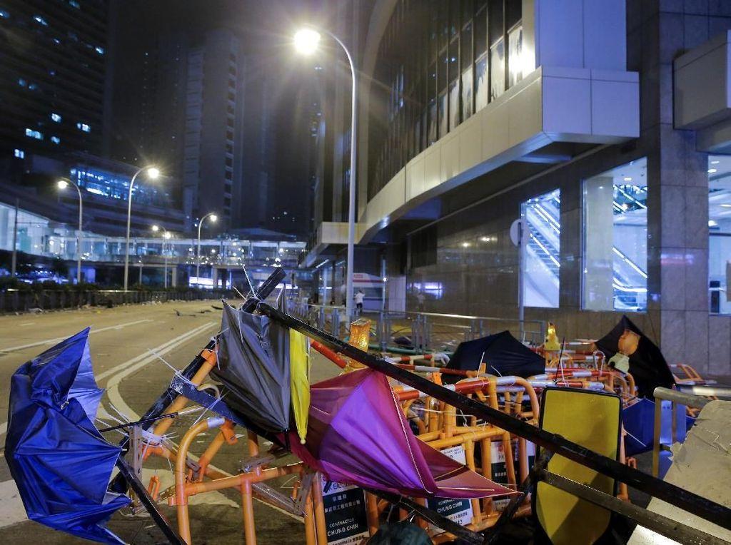 RUU ekstradisi yang dinilai kontroversial dan memicu gelombang protes dari warga Hong Kong. Mereka pun turun ke jalan untuk memprotes RUU tersebut. Thomas Peter/Reuters.
