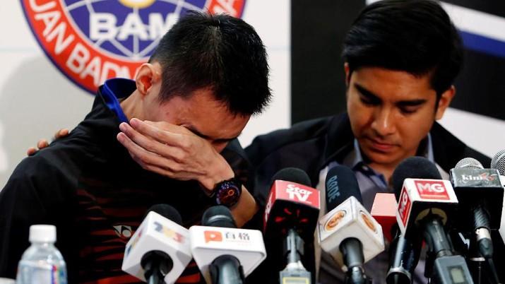 Kisah Lee Chong Wei, Legenda dengan Mimpi Emas Olimpiade