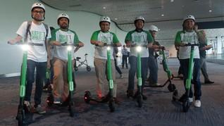 Grabwheels Kini Bisa Dipakai di Terminal 3 Bandara Soetta