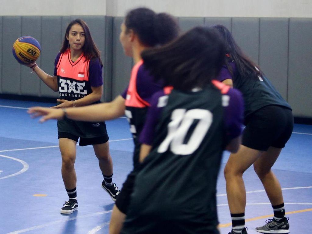 Dukung Timnas 3x3 Basket Putri Menuju Olimpiade 2020
