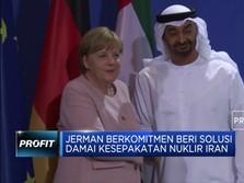 Jerman Berkomitmen Cari Solusi Damai dengan Iran