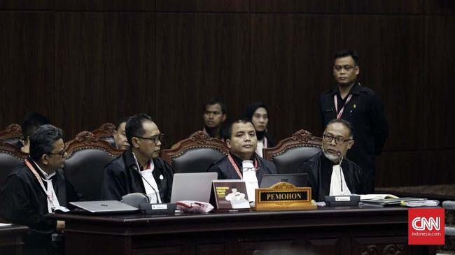 Tim Prabowo Kutip Yusril soal Wewenang MK Adili Kecurangan