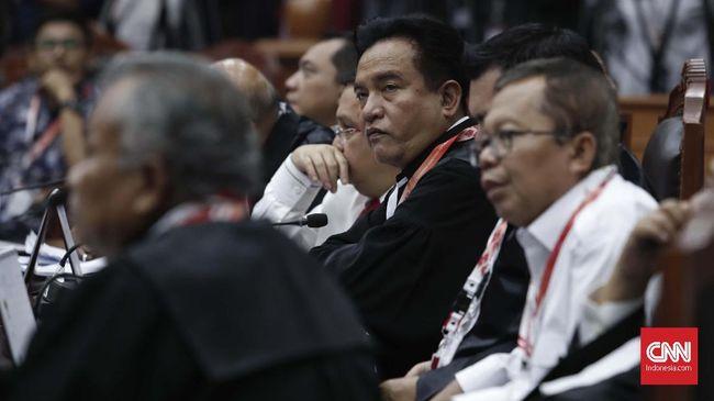 Polemik Berkas Kubu Prabowo, Tim Jokowi tetap Mengacu ke PMK