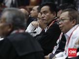 MK Batasi Jumlah Saksi Prabowo-Sandi 17 Orang