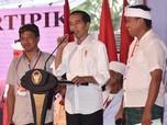 Ada Durian & Jengkol di Balik Bagi-Bagi Lahan ala Jokowi