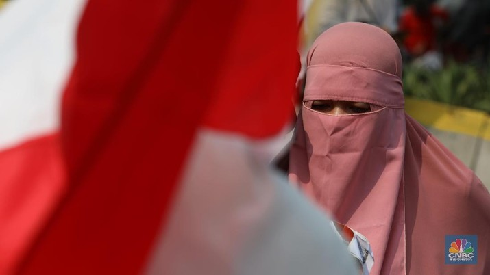 Emak-emak Kawal Sidang Gugatan Prabowo di MK Hari ini
