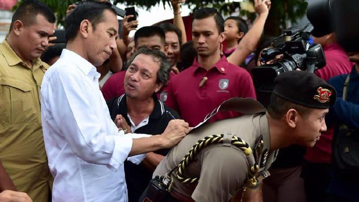 Ditanya Soal Reklamasi Teluk Benoa, Jokowi Malah Tanya Balik