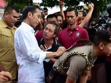 Jokowi Pamer Desa yang Sukses Pakai Dana Desa