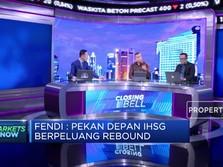 Review Pasar Pekan Pertama Juni