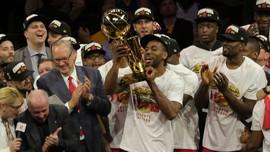 5 Catatan Monumental Raptors Juara NBA