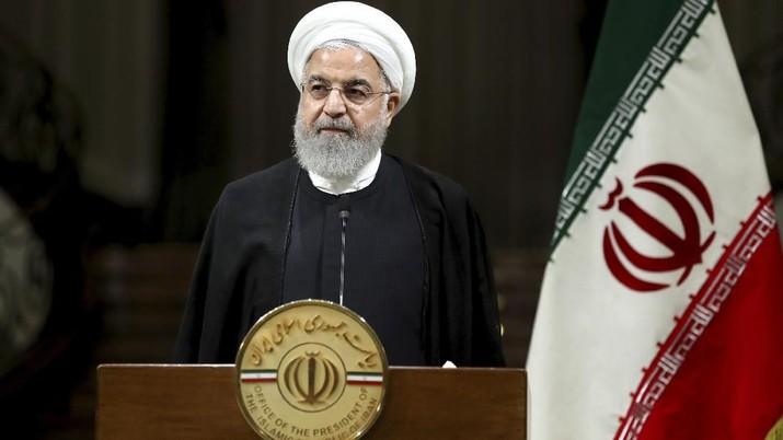 Sama-sama Panas dengan AS, China & Iran Pilih Eratkan Relasi