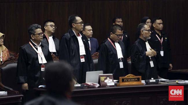Tim Hukum Prabowo Singgung Pemerintahan Jokowi Neo Orde Baru