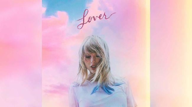 Taylor Swift Rilis Lagu dan Judul Album Baru