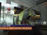 Rupiah & IHSG Kompak Melemah