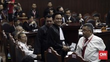 Tim Jokowi dan KPU Protes Perbaikan Permohonan Prabowo
