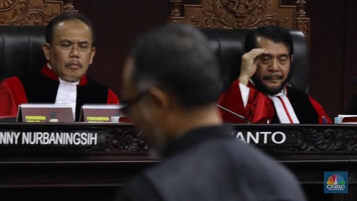 Sidang Sengketa Pilpres di MK: Prabowo Ngotot Jadi Presiden!