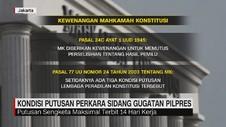 VIDEO: Menanti Putusan Perkara Sidang Gugatan Pilpres