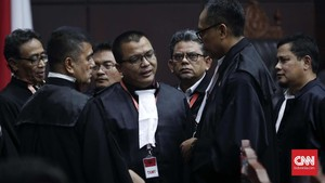 Tim Prabowo Minta Restu MK Hadirkan Saksi Via Telekonferensi