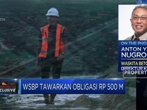 WSBP Tawarkan Obligasi Rp 500 Miliar
