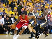 Kawhi Leonard, Sang Bintang Raptors Jadi MVP NBA Finals 2019
