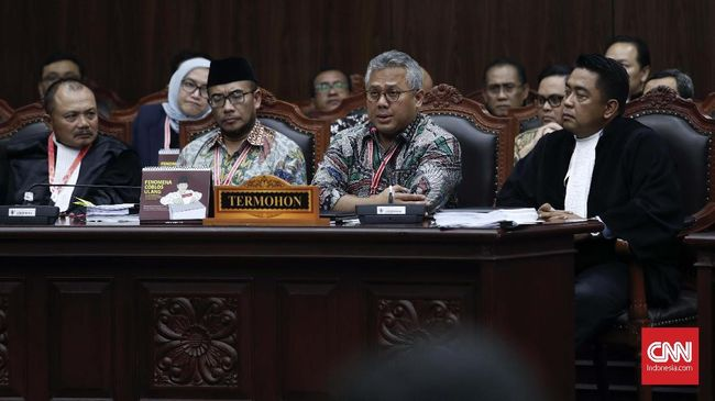 Tim Hukum KPU Nilai Revisi Gugatan Prabowo 'Ilegal'