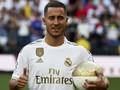 Datang ke Real Madrid, Hazard Dianggap Terlalu Gemuk