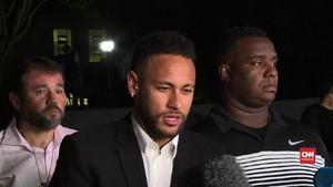 VIDEO: Neymar Kembali Bantah Lakukan Tindak Pemerkosaan