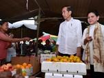 Pilpres 2019 Selesai, Jokowi Kembali Bagi-bagi Sepeda