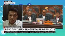 VIDEO: Pasca-Sidang Sengketa Pilpres 2019