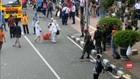 VIDEO: Unjuk Rasa di Sekitar Gedung MK Berlangsung Aman