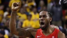 Toronto Raptors Juara NBA, Kawhi Leonard Sabet MVP